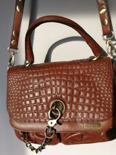 gorgeous MIMCO dark tan colour HandBag/Shoulderbag, Excellent Condition