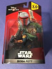 Disney Infinity 3.0 Starwars Figure Boba Fett New In Box