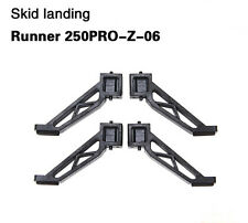 4pcs Walkera Skid Landing Gear Runner 250PRO-Z-06 for Walkera Runner 250 PRO