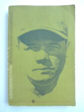 DAGUERREOTYPES OF GREAT STARS OF BASEBALL 1968 VINTAGE SOFTCOVER BABE RUTH RARE