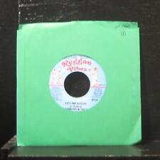 "Mahlon & Nico / Tony Curtis - Let Me Know / I Got To Get It 7"" VG+ RV 84 Jamaica"