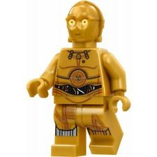 Lego Figurine Minifig Star Wars - C-3PO Neuf NEW / Set 75159 75192