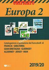 UNIFICATO CATALOGO EUROPA VOLUME 2  2019/2020 NUOVO