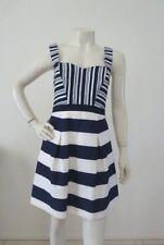 BNWT ALANNAH HILL DRESS Sail Away Silk Blend Size 12