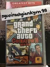 Grand Theft Auto Chinatown Wars  ( PlayStation Portable ) PSP NIB SUPER CHEAP DE