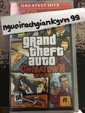 Grand Theft Auto Chinatown Wars  ( PlayStation Portable ) PSP NIB SUPER CHEAP DE