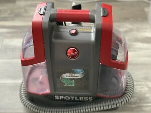 Hoover Professional Series Spotless Portable Upholstery Carpet Cleaner (A)