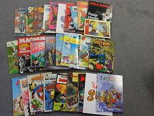 29x Comic Sammlung Paket - International (Zep, Asterix, Batman ...)