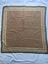 foulard skirf CHRISTIAN DIOR original 100% seta silk vintage