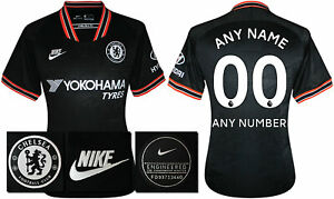 BNWT 2019 2020 OFFICIAL NIKE CHELSEA 3RD THIRD SHIRT PERSONALSIED = KIDS SIZES