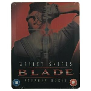 Blade Steelbook - UK Release Limited Edition Blu-Ray