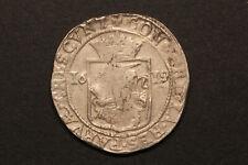 Netherlands / West Friesland - 1/2 Nederlandse rijksdaalder 1619 (#24)
