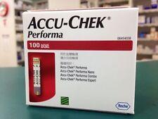 Accu Chek Performa 5 x 100 Diabetic Test Strips  Expiry 02/2018:  FRESH STOCK