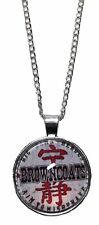 """Firefly Series Browncoats Big Heroes Glass Dome Pendant Necklace with 20"""" Chain"""