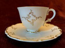 Royal Doulton Monteigne Demi Cup And Saucer Excellent Condition H.4954
