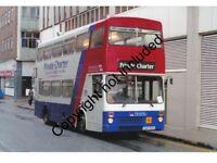 BUS PHOTO: TRAVEL WEST MIDLANDS MCW METROBUS 2921 D921NDA