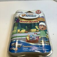 VTech V. Smile Motion Active Learning System - Handy Manny - 3-5 Years - NEW