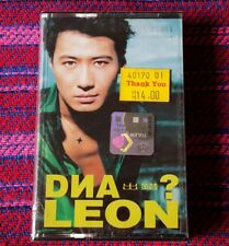 Leon Lai ( 黎明 ) ~ DNA出錯 ( Malaysia Press ) Cassette