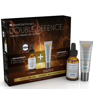 SkinCeuticals Double Defence C E Ferulic Kit for Dry, Ageing Skin #