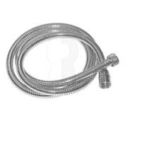 Tubo flessibile estensibile Maurer per doccia 1,5/2 metri F 1/2 attacco standard