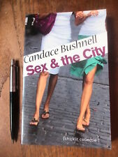 Candace BUSHNELL: Sex & The City, nederlandse roman chicklit, Areopagus, PERFECT