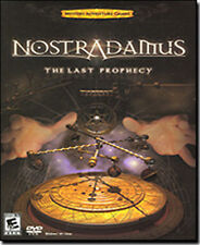 Nostradamus The Last Prophecy  Historical PC Adventure   Brand New in Box