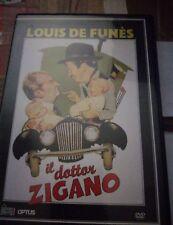 DVD LOUIS DE FUNES - IL DOTTOR ZIGANO