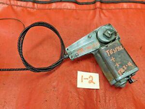 Triumph, MG, Austin Healey, Lucas DR2 Windshield Wiper Motor, Tested, Original,