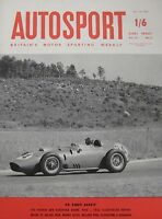 AUTOSPORT magazine 10/7/1959 Vol.19, No.2
