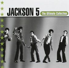 THE JACKSON 5 FIVE THE ULTIMATE (GREATEST HITS) COLLECTION CD VERY BEST OF / NEW