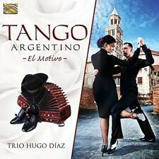 Various Artists - Tango Argentino: Motivo [New CD]