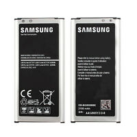 For Samsung Galaxy S5 Mini G800A EB-BG800CBE 2100mAh Battery Replacement +Tools