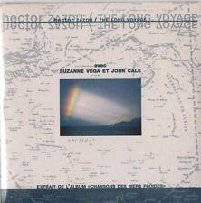 HECTOR ZAZOU with SUZANNE VEGA & JOHN CALE  The Long Voyage RARE 2 TRACK CD  NEW