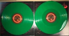 QUEENS OF THE STONE AGE, SONGS FOR THE DEAF, GREEN COLORED VINYL 2LP GATEFOLD