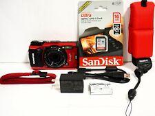 Olympus Tough Tg-5 Digital Camera (Red) Kit V104190Ru020Rb