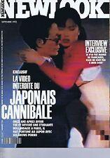 NEWLOOK N° 110 09/92 Le japonais canibale