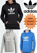 Adidas Men Originals New Season Trefoil HOODIE OD4 **(Hooded Sweatshirt)**