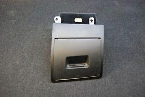 7156225 BMW e61 e60 STORAGE COMPARTMENT FOLDING BOX DASHBOARD BLACK