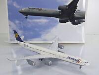 Herpa Wings 562492 Lufthansa Airbus A340 600 Fanhansa D AIHN Scale 1 400 NEU OVP