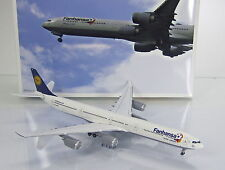 "Herpa Wings 562492  Lufthansa Airbus A340-600 "" Fanhansa ""  D-AIHN  Scale 1/400"