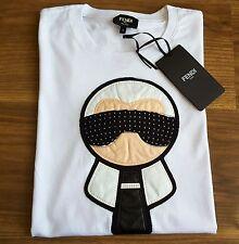 NEW Fendi Men T-Shirt Size M