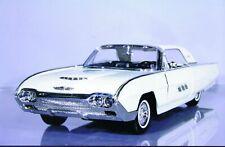 1:18 Anson Ford Thunderbird '63 HT NIB white, red, black