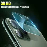HD Case For iPhone 11 Pro Max FULL COVER Tempered Glass Lens Screen Protector US