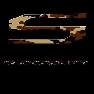 """Recon """"Super Duty"""" Desert Camo Lettering Kit For F 250 / F 350 / F 450 / F550"""