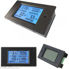 DC 20A/200W Car Voltage Current Capacity Power Charge Discharge Battery Monitor