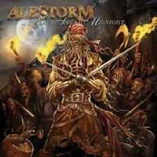 "ALESTORM ""BLACK SAILS AT MIDNIGHT"" CD NEW"