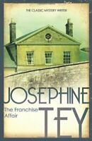The Franchise Affair By Josephine Tey. 9780099536833