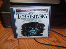Peter Iljitsch TCHAILOVSKY Concerto For Piano and Orchestra No.1 Romeo & Juliet