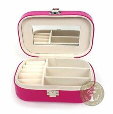 Mary Kay Pink Cosmetics Organizer with MIRROR, Makeup Case, LIMITED EDITION, NEW
