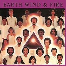 EARTH, WIND & FIRE - FACES NEW CD